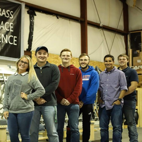 Bluegrass Aerospace Experience