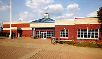 Cox's Creek Elementary Entrance