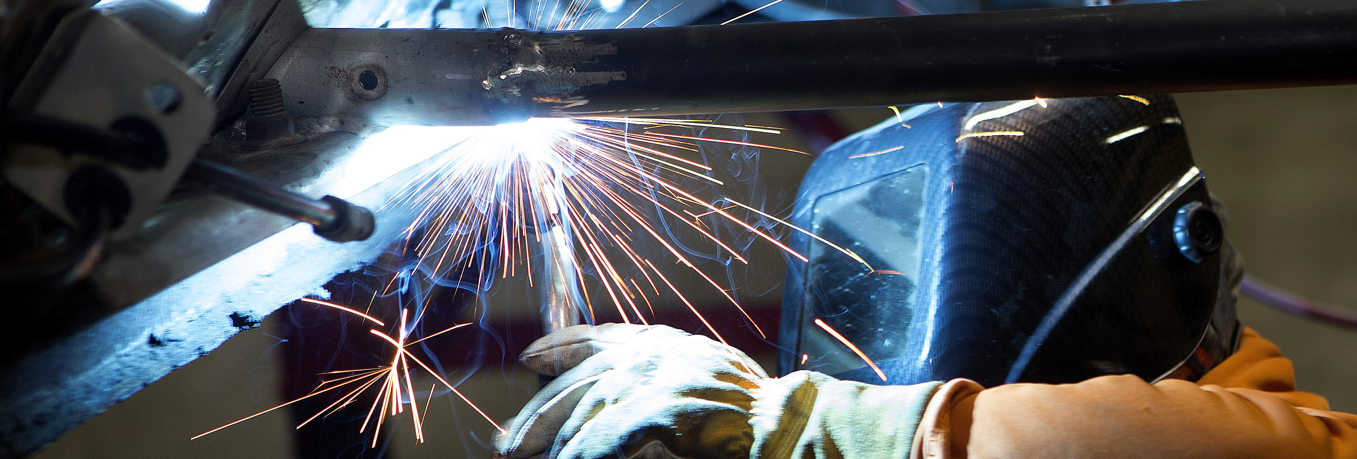Welding at Ballard, Inc.