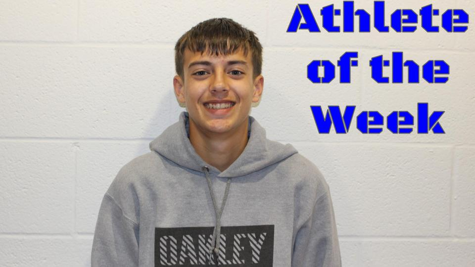 Athlete of the Week, Dakota Brady, Cross Country