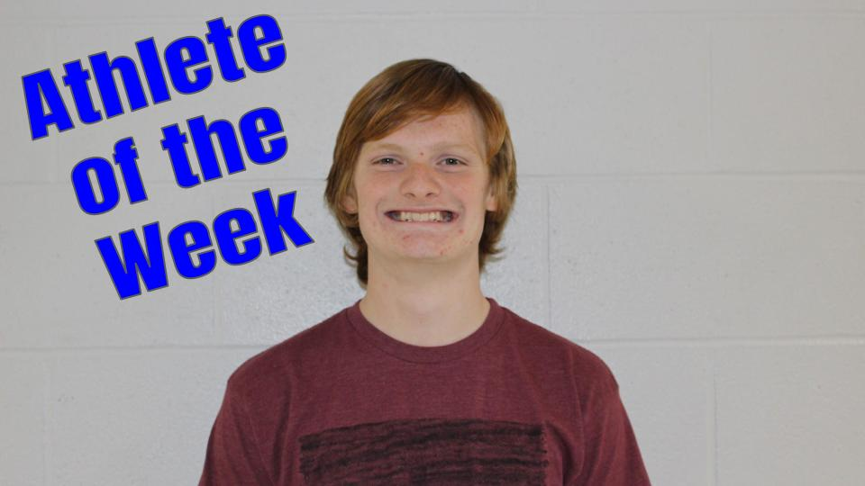 Athlete of the Week, Jaren Brown, Soccer