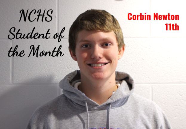 Corbin Student of the Month