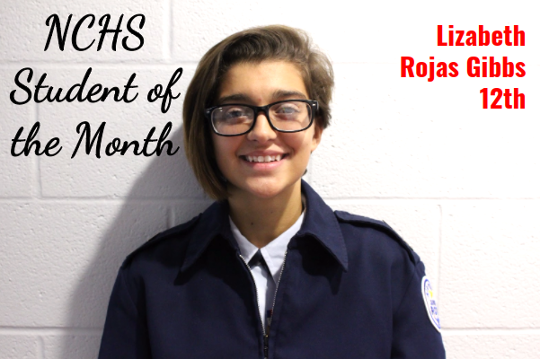 Lizabeth Student of the Month