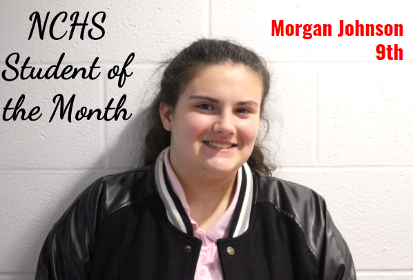 Morgan Student of the Month