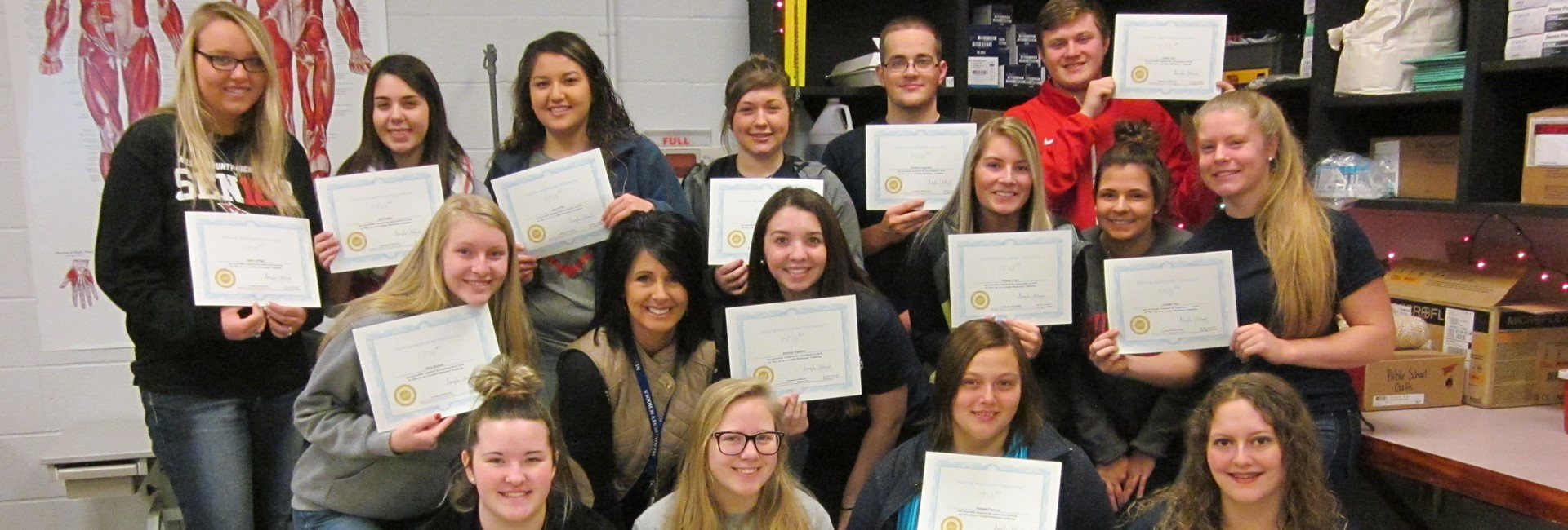 Certified Phlebotomy Technicians