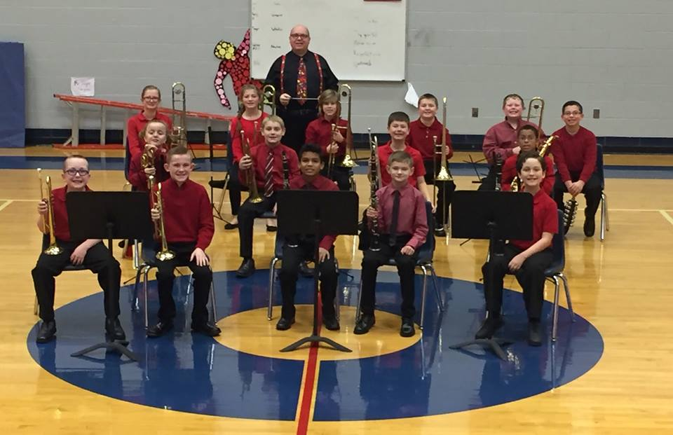 Bloomfield Elementary Band