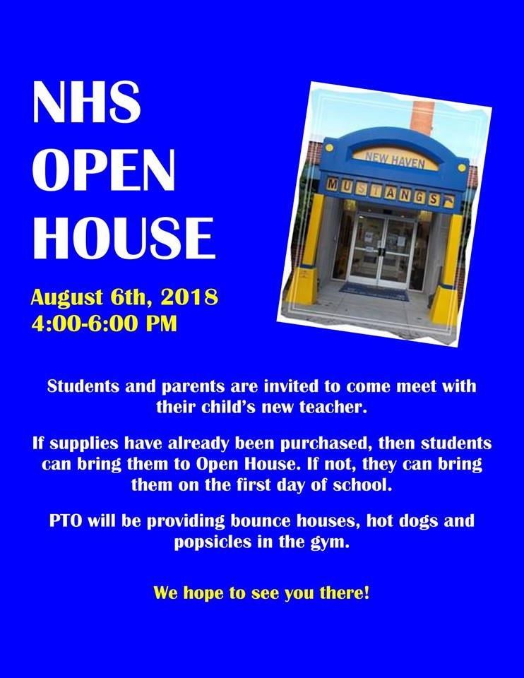 New Haven School Open House