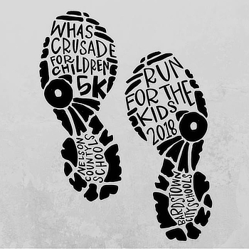 Run for the Kids 5K logo