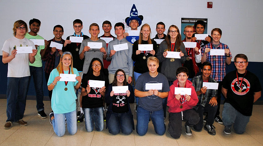 NCHS 'earnings' for AP testing success