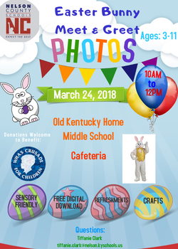Easter Bunny photos available
