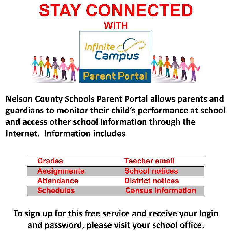 Infinite Campus instructions