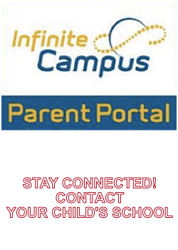Infinite Campus invitation
